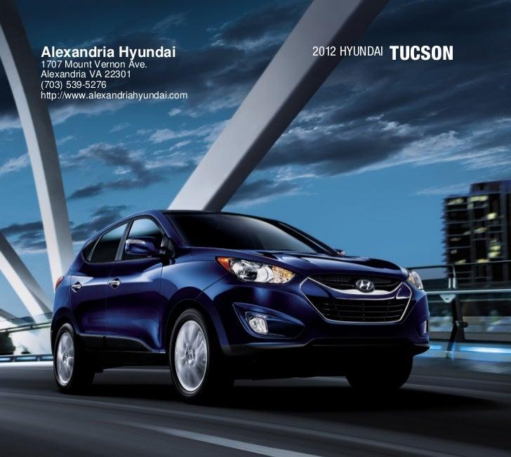 2012 Hyundai Tucson For Sale VA | Hyundai Dealer In Alexandria