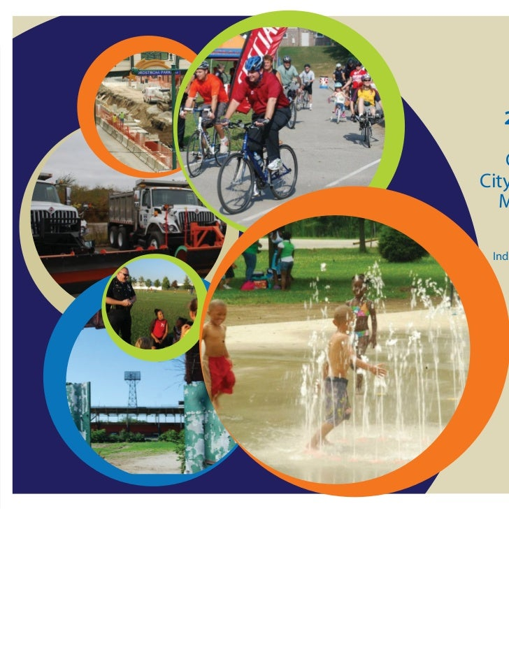 2012 Budget          for the   ConsolidatedCity of Indianapolis,  Marion County       Presented to the Indianapolis-Marion...