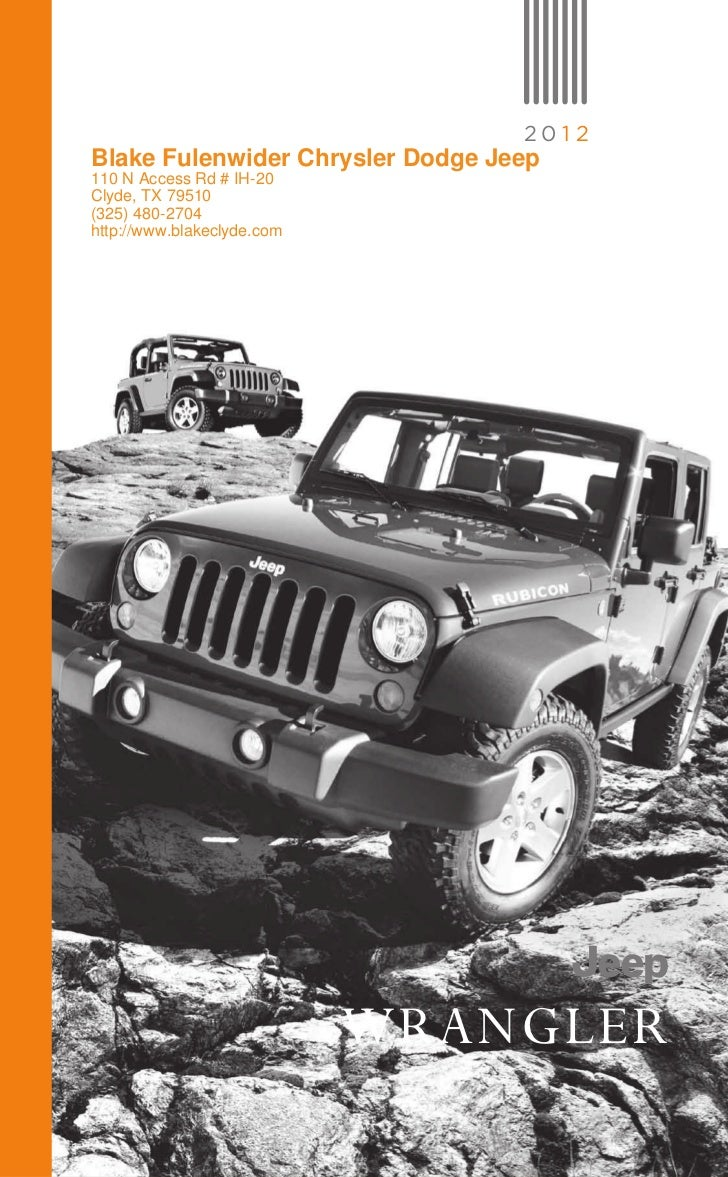 2012 Jeep Wrangler For Sale TX | Jeep Dealer Near Fort Worth