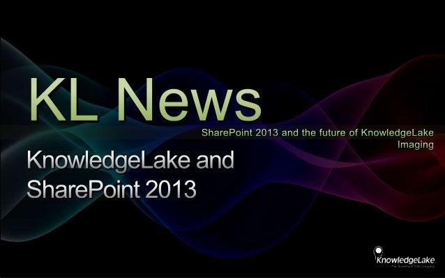 """SharePoint 2013   KL Imaging """"App"""""""