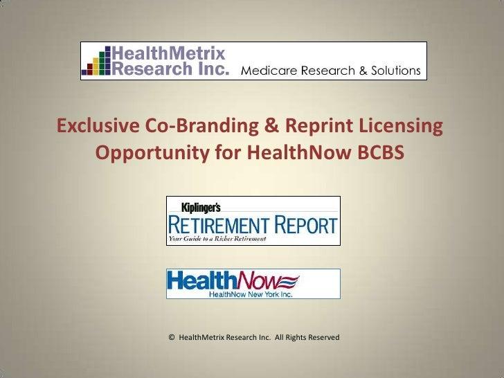 2012 Kiplinger\'s Retirement Report Co-Branding Preview