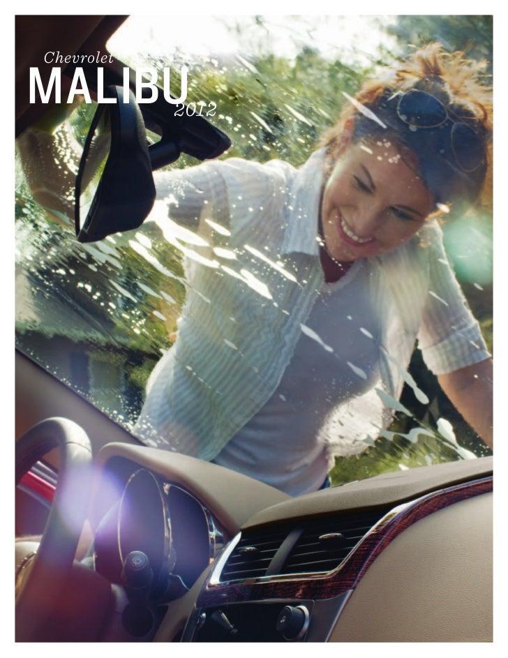ChevroletMALIBU      2012