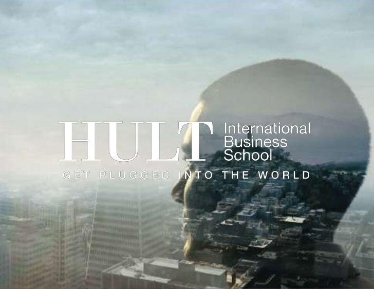 Hult International Business School - Masters overview 2012