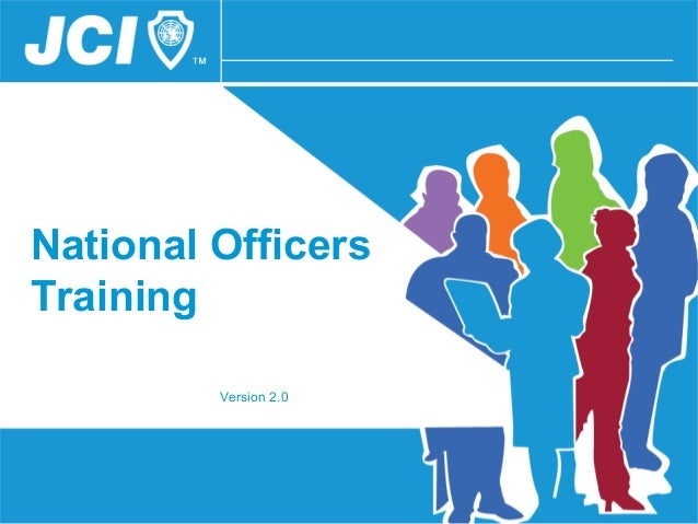 National OfficersTraining         Version 2.0