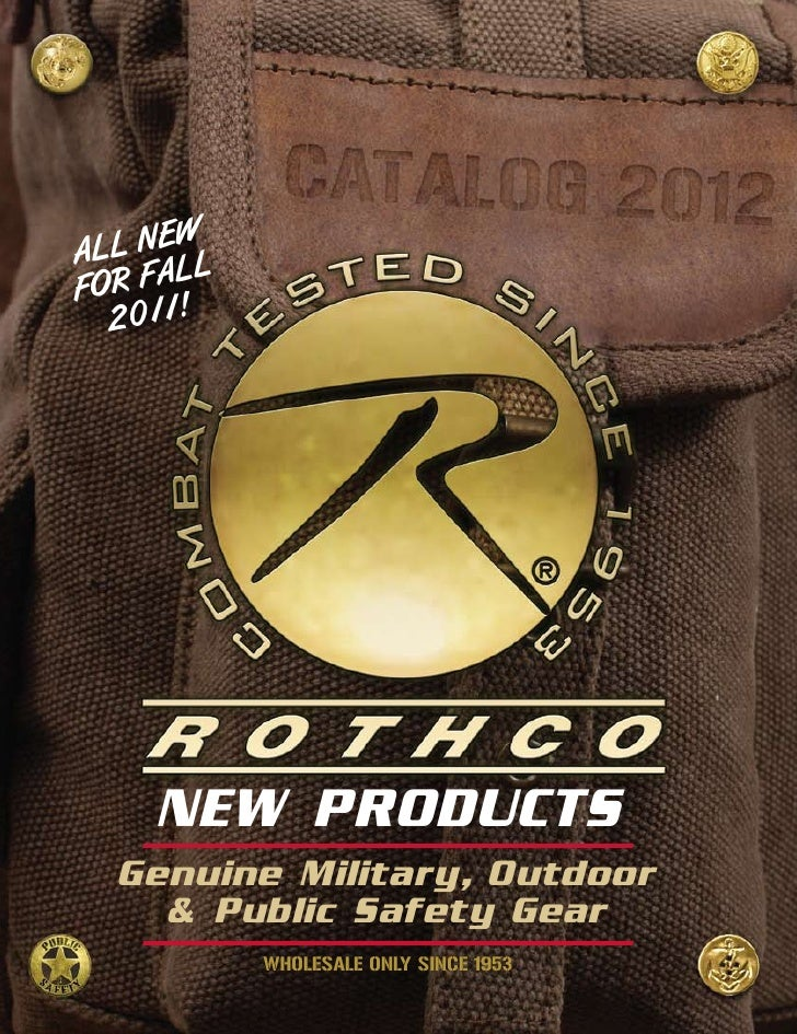 A LL NEWLF OR FAL   2011!     NEW PRODUCTS  Genuine Military, Outdoor    & Public Safety Gear            WHOLESALE ONLY SI...