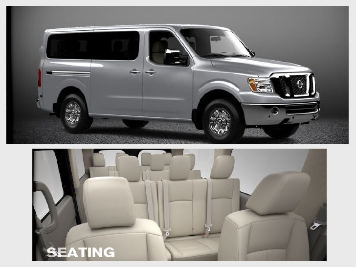 Nissan Of Sacramento >> 2012 nissan nv 12 passenger van