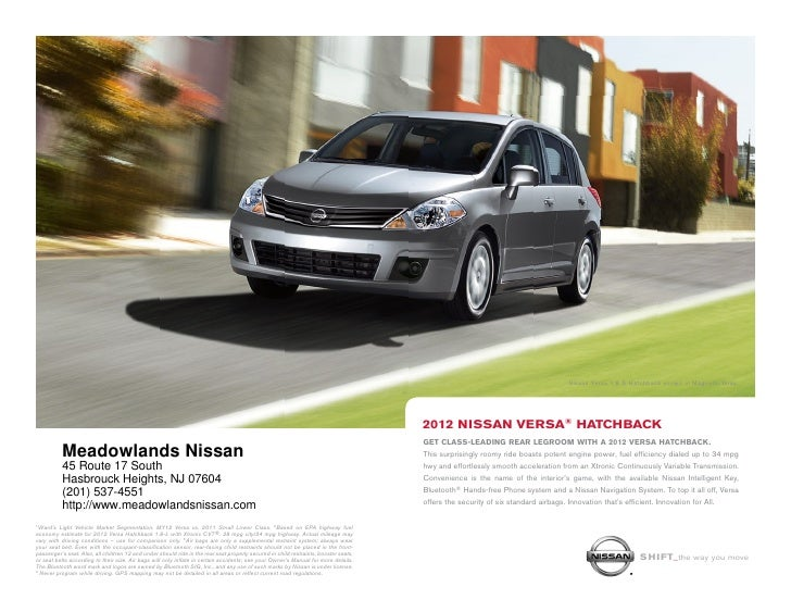Nissan Versa 1.8 S Hatchback shown in Magnetic Gray.                                                                      ...