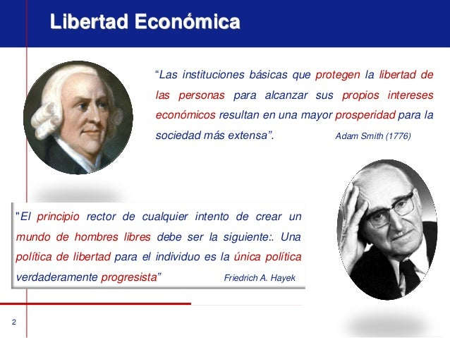 Image result for libertad económica