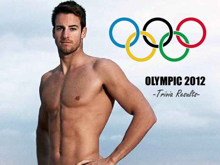 2012 olympic trivia answers