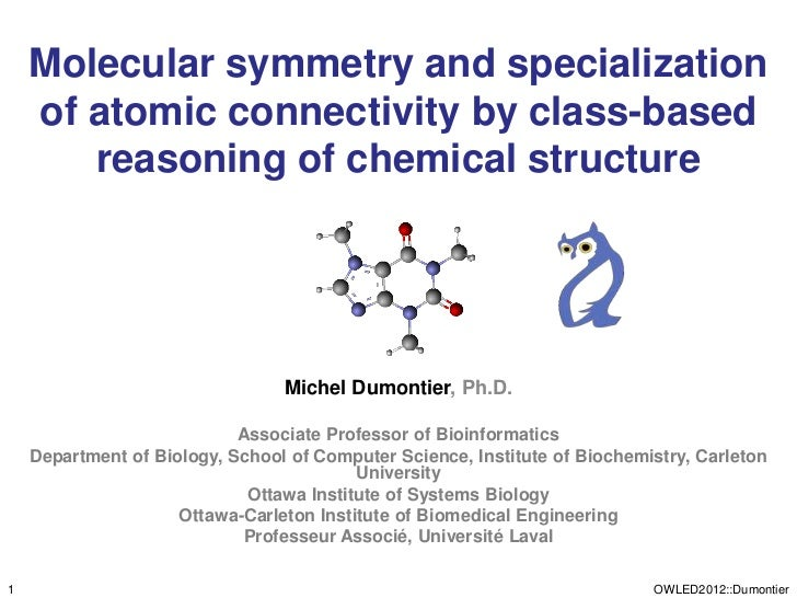 Molecular symmetry and specialization    of atomic connectivity by class-based       reasoning of chemical structure      ...