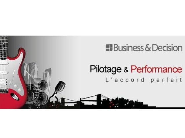 Business Intelligence, Gestion de la Performance, Gestion du Capital Informationnel …aujourd'hui et demain Jean-Michel Fra...
