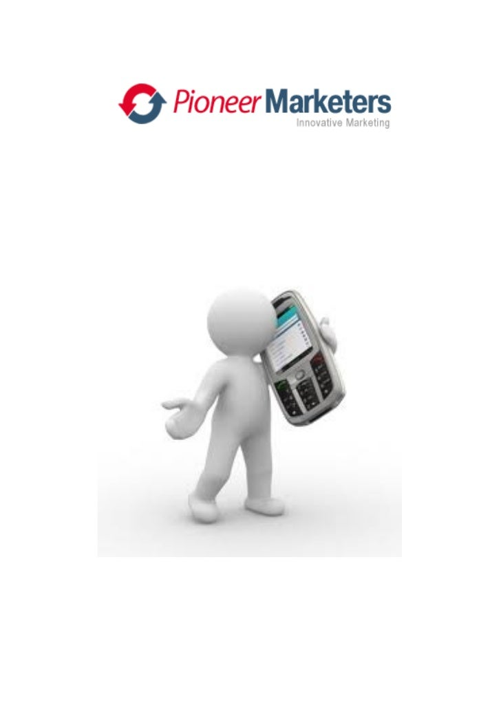 How to make mobile    email mar keting       ef fective?To make mobile marketing effective youhave to follow certain steps...