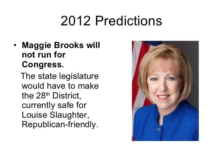 2012 Predictions