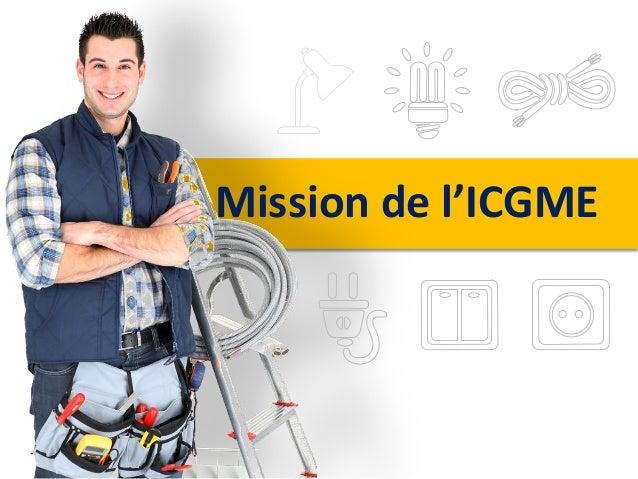 Mission de l'ICGME