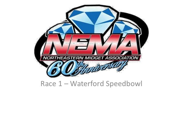 Race 1 – Waterford Speedbowl
