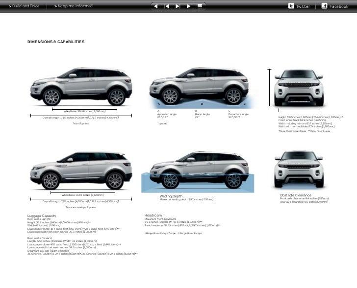 2012 range rover evoque for sale mi land rover dealer near detroit. Black Bedroom Furniture Sets. Home Design Ideas