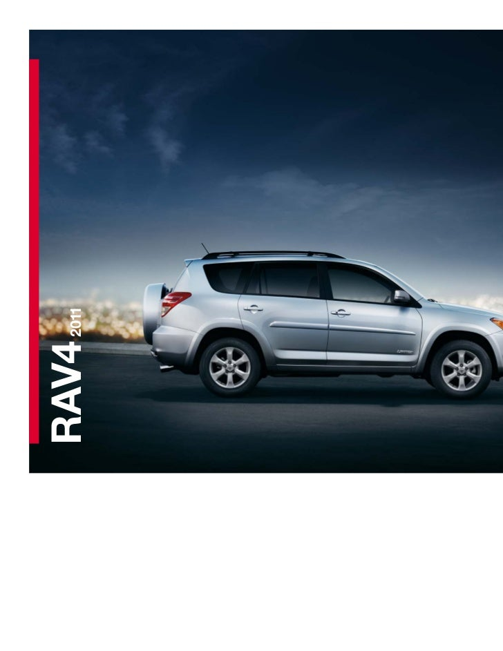 2012 Toyota Rav4 Brochure In Tampa Florida Dealer