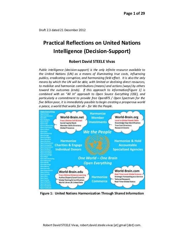 2012 reflections on un intelligence 2.3 21 dec 2012