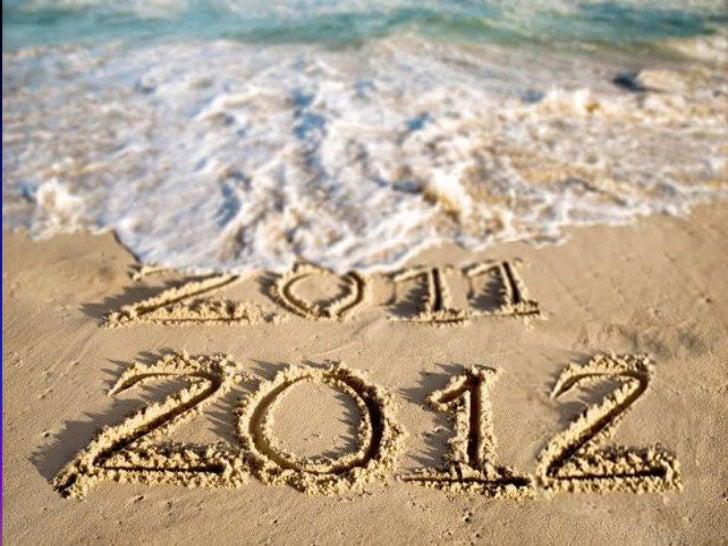 2012 resolutions message   january 8, 2012