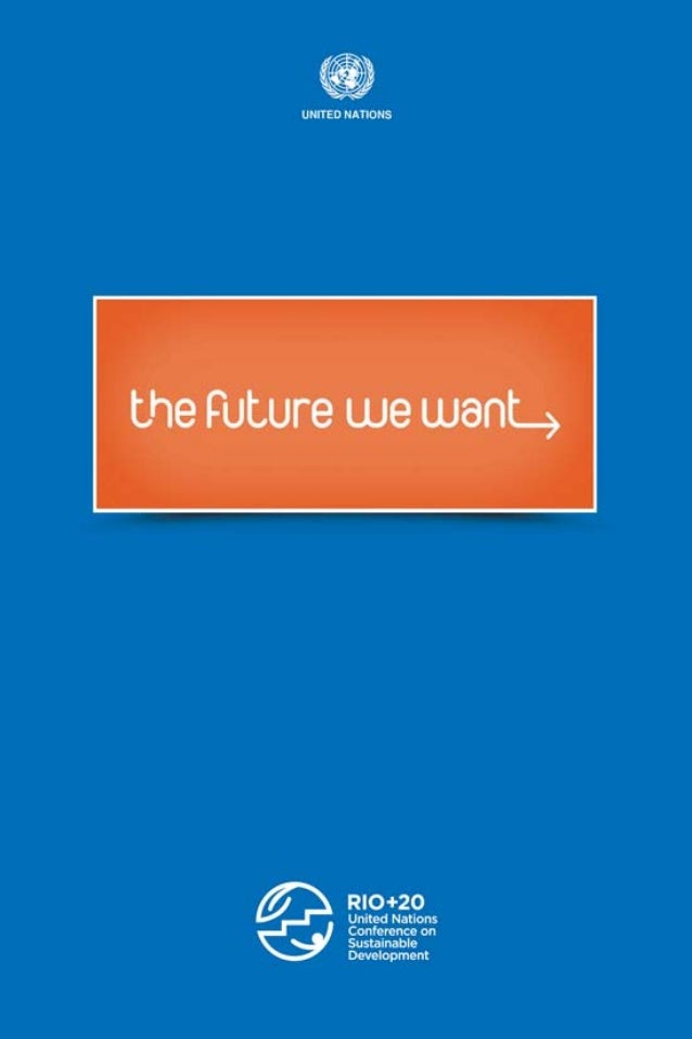 2012 RIO+20 Future_we_want