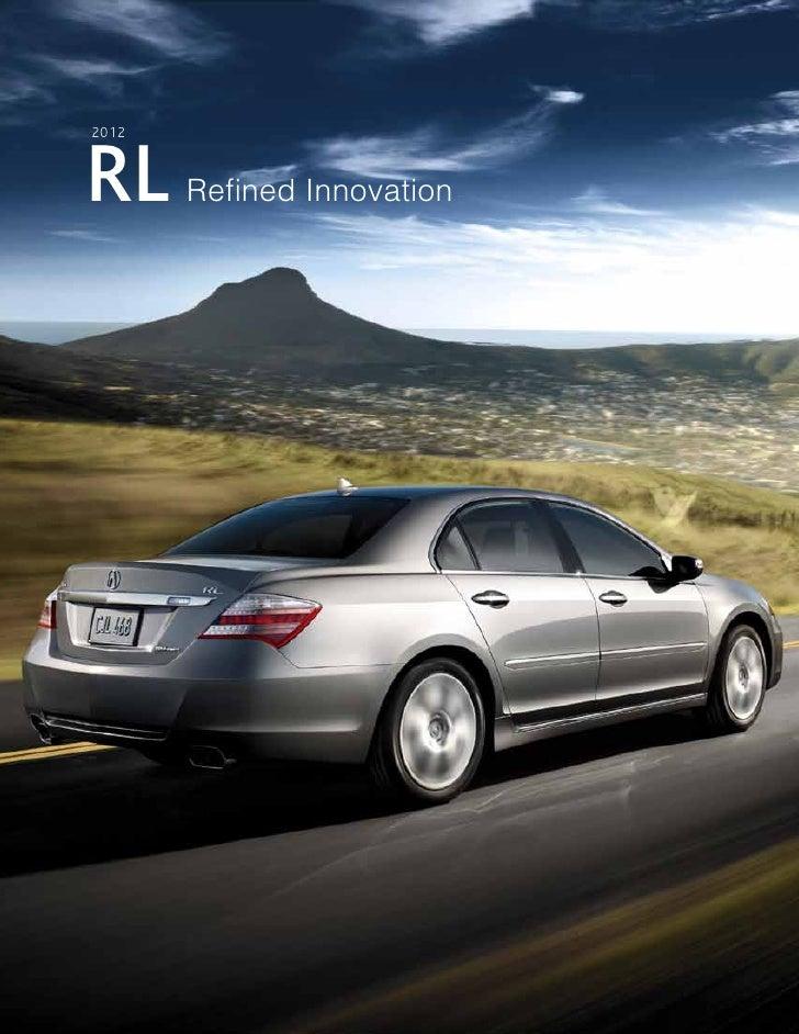 2012RL     Refined Innovation