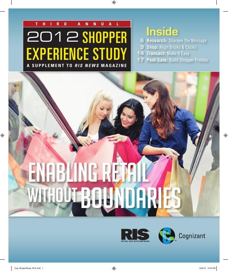 2012 shopper study