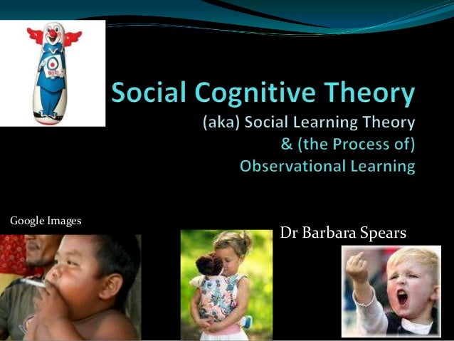 Social Cognitive Theory