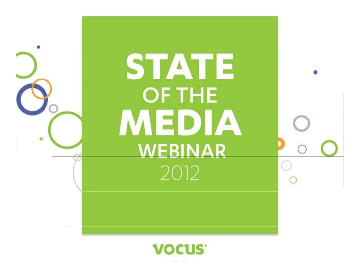 2012 State of the Media Report