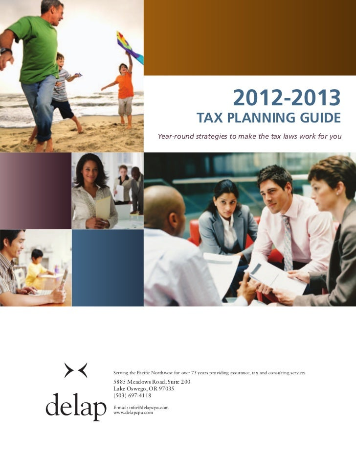 2012 Tax Guide