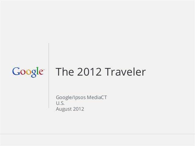 The New Traveler