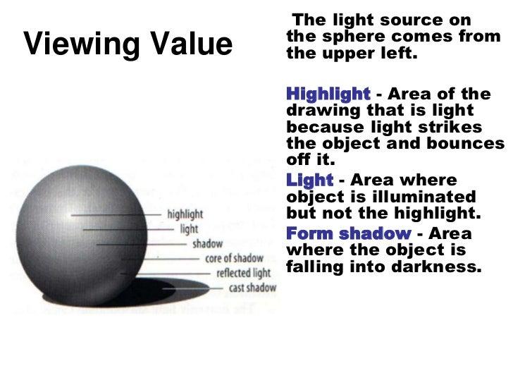 Tone an element of art design for Light art definition