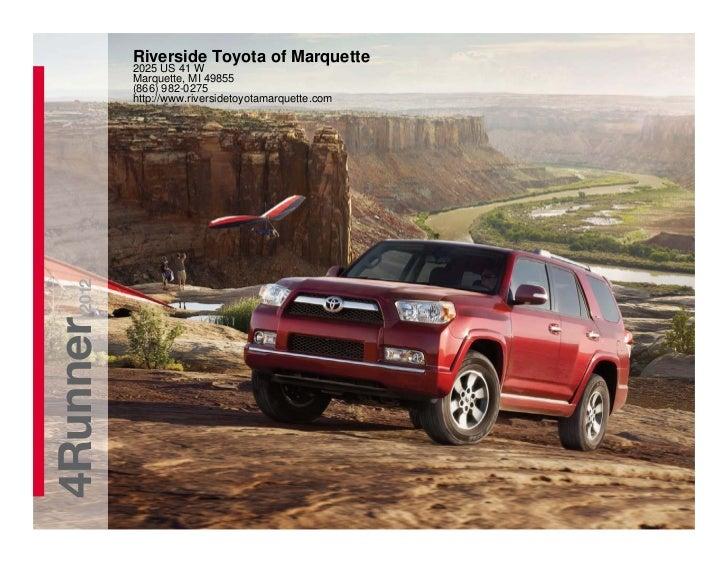 2012 Toyota 4Runner For Sale MI | Toyota Dealer Near Green Bay