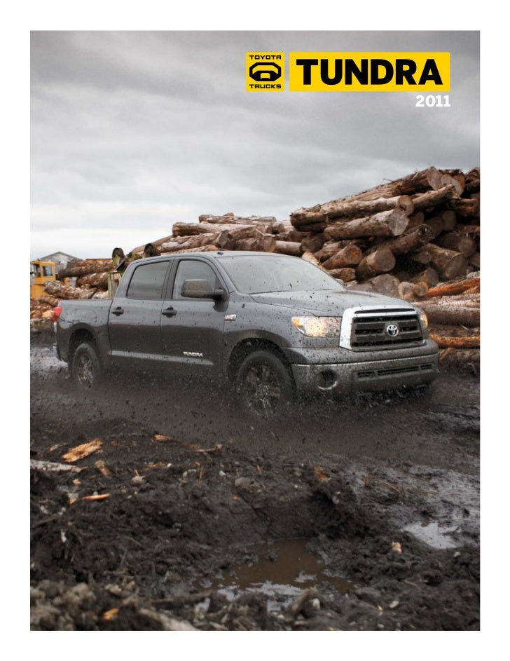 2012 Toyota Tundra Brochure In Tampa Florida Dealer