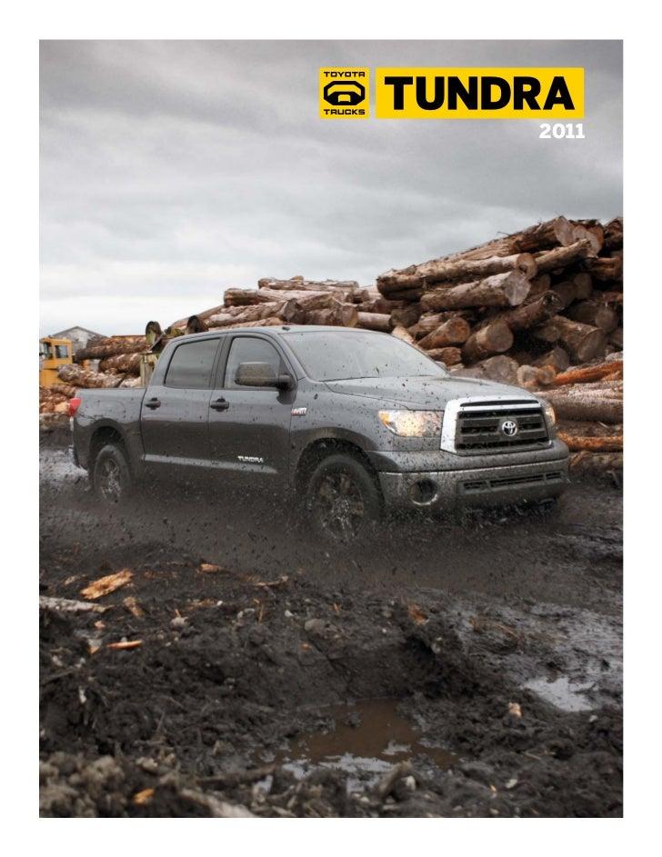 2007 Toyota Tundra Owners Manual PDF
