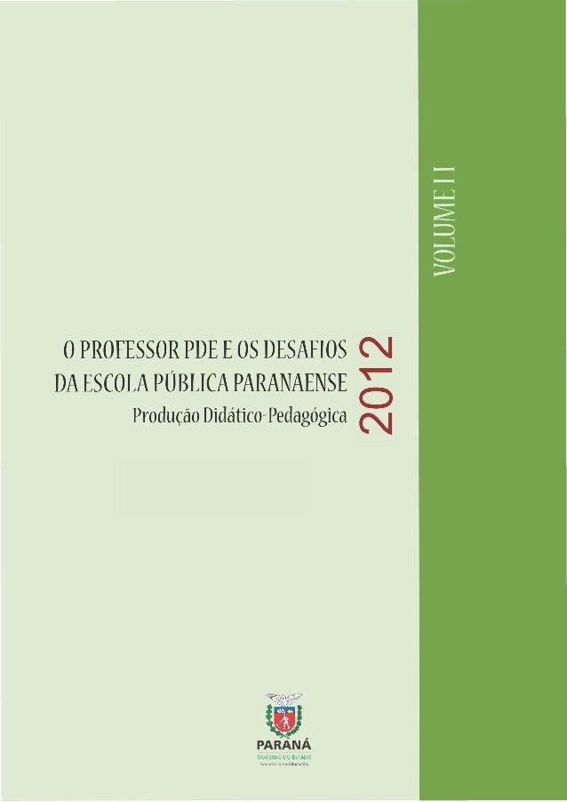FICHA PARA IDENTIFICAÇÃO PRODUÇÃO DIDÁTICO–PEDAGÓGICA TURMA - PDE/2012 Título: BULLYING NAS AULAS DE EDUCAÇÃO FÍSICA: A VI...