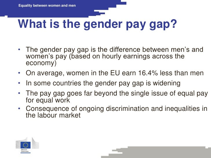 the differences in gender equality between men and women The findings could change how scientists study the brain and even how society defines gender  the team found a few structural differences between men and women.