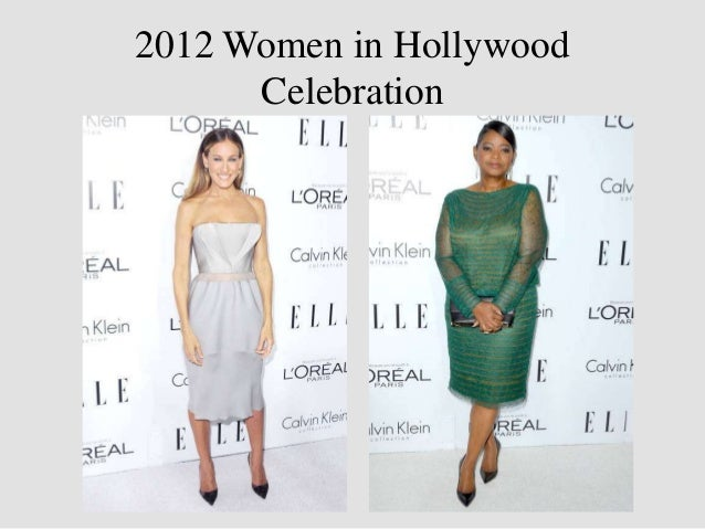 2012 Women in Hollywood      Celebration