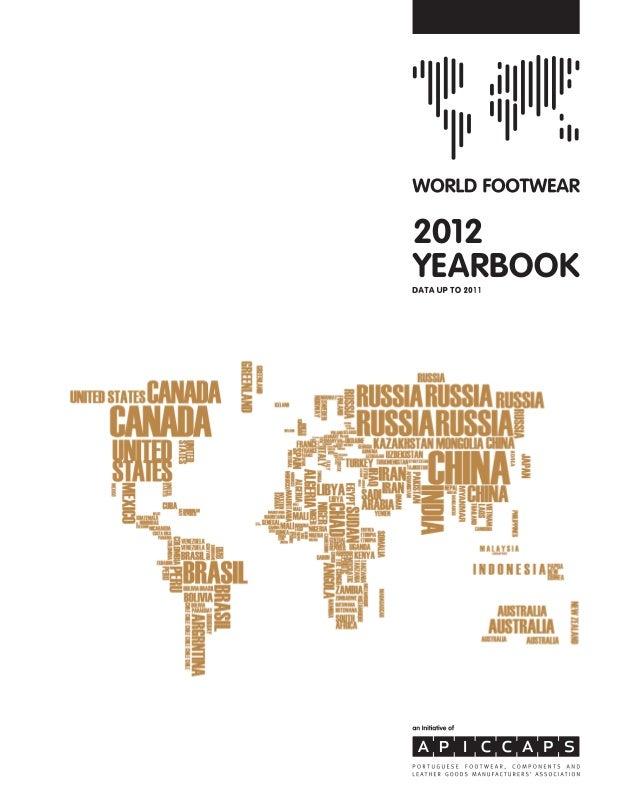 2012 World Footwear Yearbook