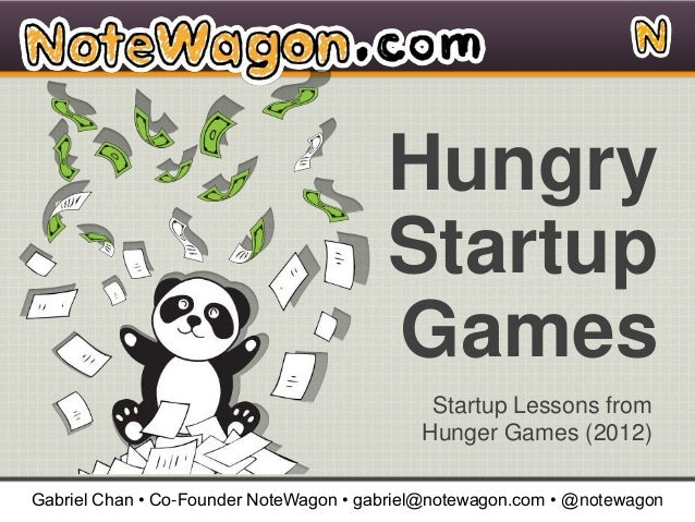 Hungry Startup Games