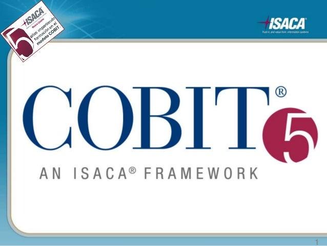 Principales novedades de COBIT5
