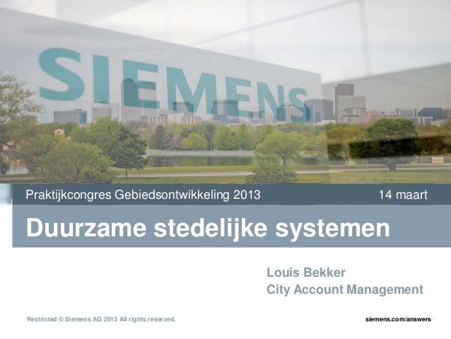 2013.03.14 03 louis bekker_duurzame stedelijke systemen