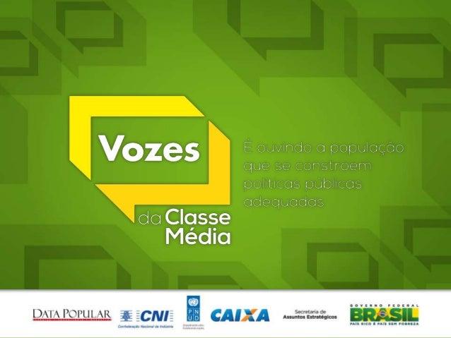 """Apresentação da palestra """"Classe Média"""" em evento da ACRJ"""