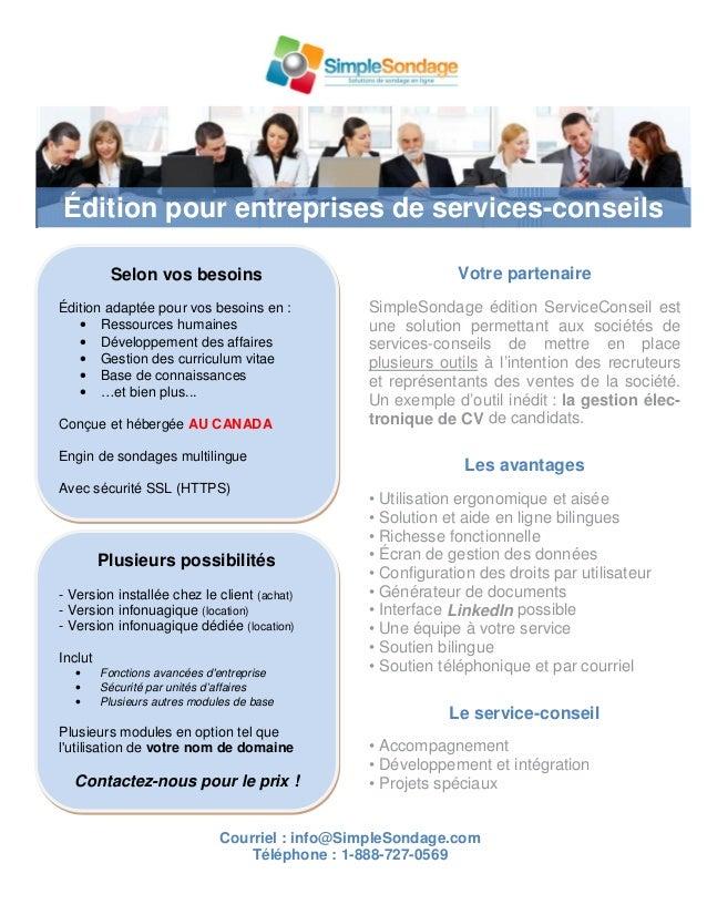 23 janvier 2012                                                                 Vol. 2 numéro 1   Édition pour entreprises...