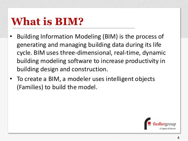 Revit and building information modeling bim presentation for What is needed to build a house