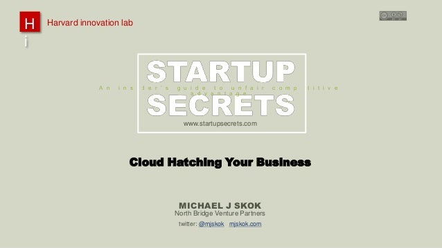 Cloud Hatching Your Business