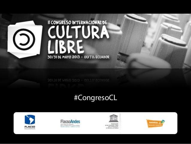 #CongresoCL