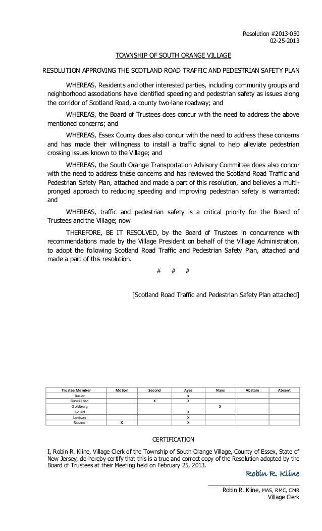 Resolution #2013-050                                                                                       02-25-2013     ...