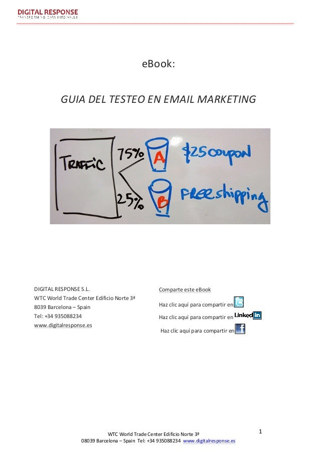 La Guia Definitiva del Testeo en el Email Marketing