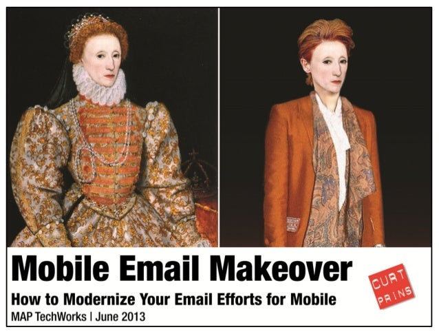 Mobile Email Makeover