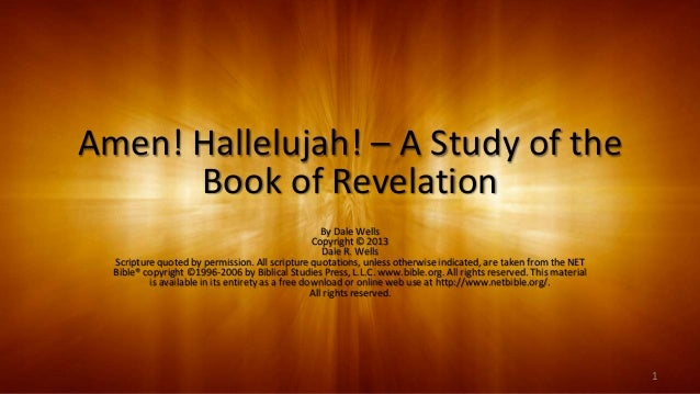 2013 09-15 rv01 a book to be understood - revelation 1 1-3